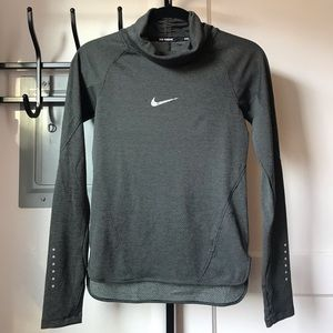 Nike cowl neck long sleeve